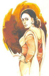 अतिथि Post Sarita Pandey, आज की नारी